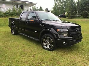 Ford F150 FX4 offroad 2014