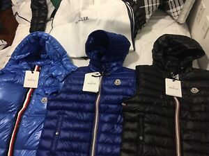 Moncler vest size M and large