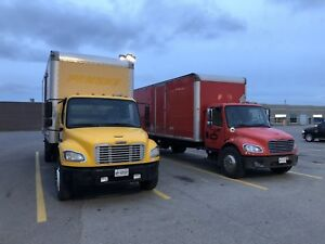 2007 and 2005 FREIGHTLINER M2