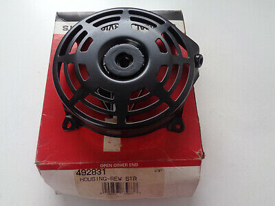 Rewind Motor (Briggs & Stratton 492831 Startergehäuse für 5 PS Motor Rewind Starter Housing)