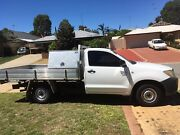 07 Hilux Workmate Greenfields Mandurah Area Preview