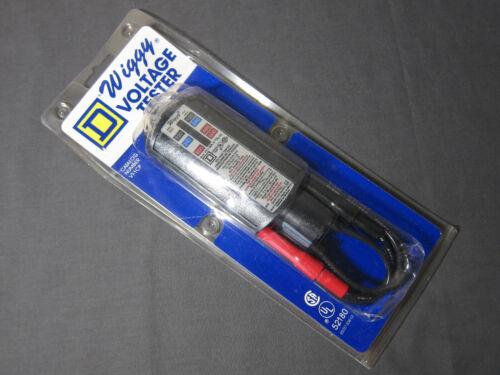 Wiggy Square D Voltage Tester VT-1CP