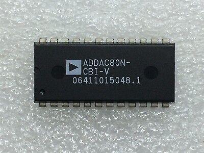 Addac80n-cbi-v Analog Devices Ic Dac 12-bit Binary Mono 24-dip 1 Unit