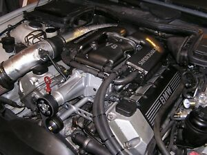 Bmw m60/m62 twin screw supercharger
