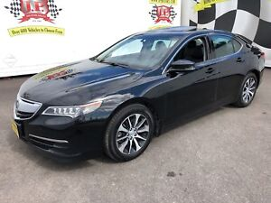 2017 Acura TLX Automatic, Leather, Sunroof, 53,000km