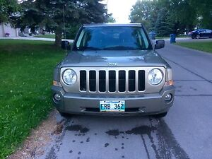 2008 Jeep Patriot. fresh safety. Clean title.
