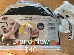 Brand new cuddle bag