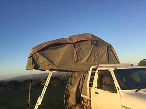 Rooftop Tent Clonbinane Mitchell Area Preview