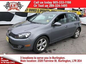 2012 Volkswagen Golf Comfortline, Auto, Heated Seats, Diesel, 64