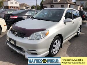 2004 Toyota Matrix -