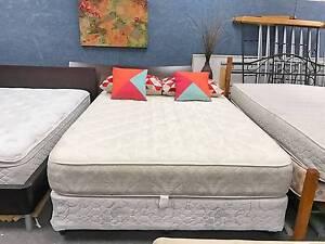 DELIVERY TODAY AUSTRALIAN Queen Ensemble bed & COMFORT mattress Belmont Belmont Area Preview
