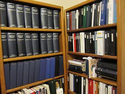 Million's of worldwide  from estate,glassines  stock books,albums,dealer cards.
