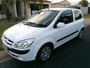 Hyundai Getz 2011 Railway Estate Townsville City Preview