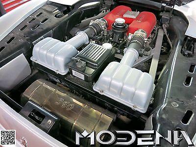 Ferrari F360 360 Modena Zahnriemenwechsel mit Spannrollen und Einstellarbeiten