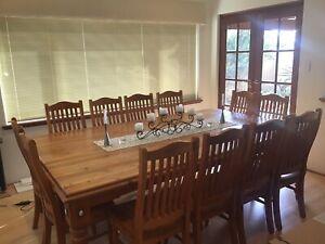 12 Seater Dining Set