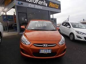 2014 Hyundai Accent Sedan Burnie Burnie Area Preview