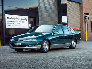 1996 Holden Calais V8 Medlow Bath Blue Mountains Preview