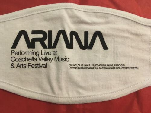 Ariana Grande x NASA 2019 Coachella Festival Dust Covering - RARE - BRAND NEW