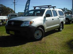 2006 Toyota Hilux Ute Mudgee Mudgee Area Preview