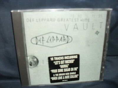 Def Leppard – Vault: Def Leppard Greatest Hits 1980-1995