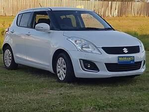 2015 Suzuki Swift Hatchback +RWC + 1 year warranty Salisbury Brisbane South West Preview