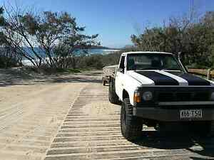 1993 td42 ute swap for wagon Scarborough Redcliffe Area Preview