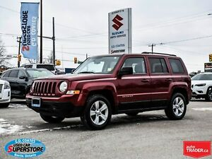 2011 Jeep Patriot North 4x4 ~Heated Seats ~Power Moonroof