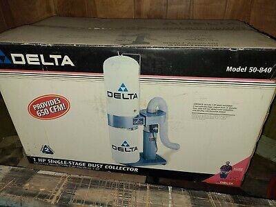 Delta Dust Collector 50-840