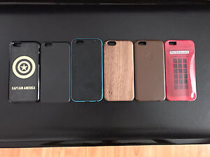 Various iPhone 6 Cases