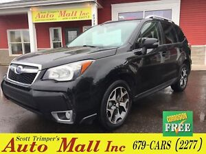 2015 Subaru Forester XT Limited/Nav/Leather