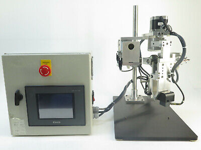 Custom Robotic Arm And Grabber W Power Supply Kinco Human Machine Interface