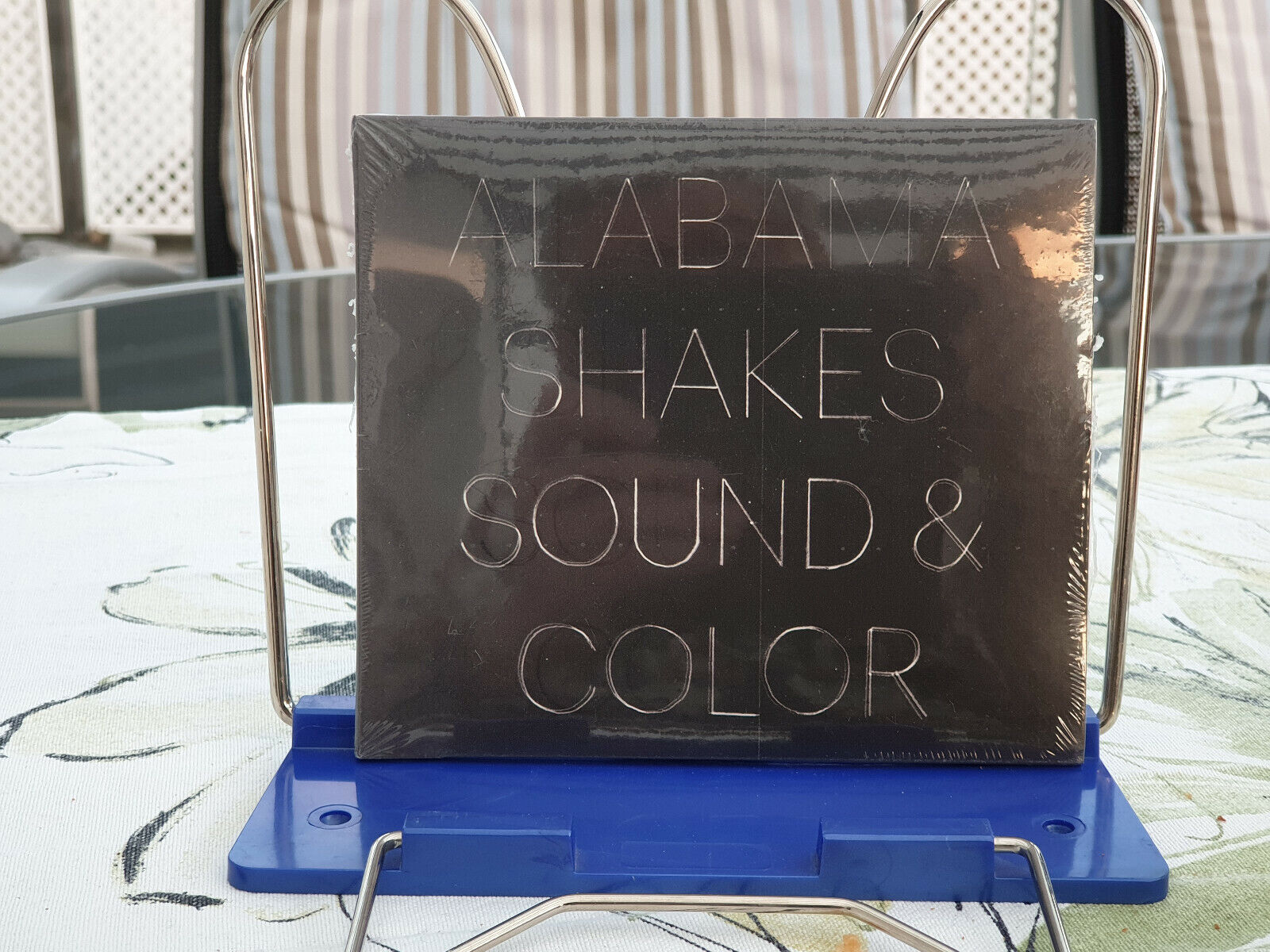 CD Dig.- Alabama Shakes - Sound & Color - Rouch Trade RTRADCD750 - Europe 2015