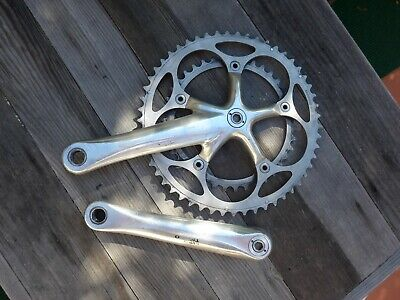 SHIMANO DURA-ACE FC-7700 AND ULTEGRA FC-6500 CRANKSET FIXING BOLT AND WASHER