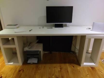 Ikea Long Study Table