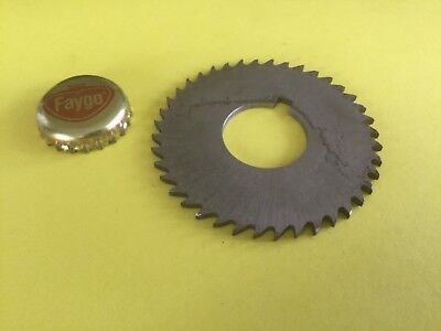 Hss Slitting Sawing Milling Saw Cut Off Blade 2.677 X 0.093 Wide 1 Inch Drive