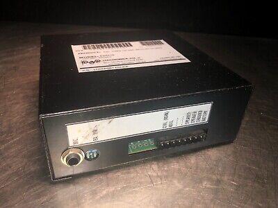 D R Electronics Elec. Siren 100 Watt Control Box Model Es6210