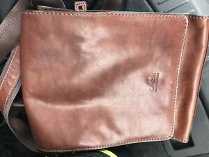 Leather purse - from Italy