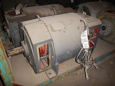 150 Hp Dc Baldor Electric Motor 2500 Rpm 407at Frame Dpfv 500 V Arm.