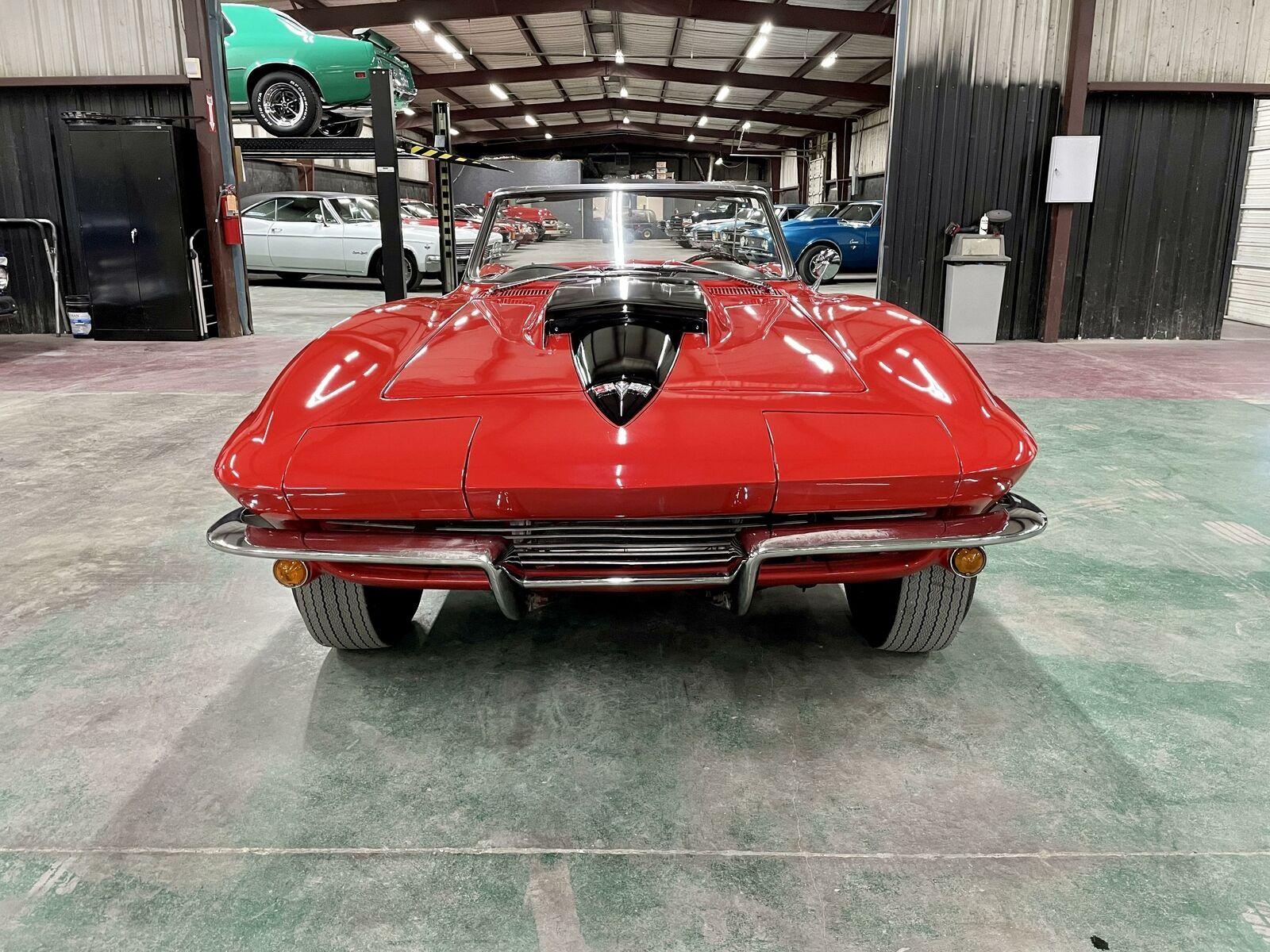 1964 Red Chevrolet Corvette   | C2 Corvette Photo 8