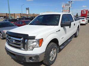 2012 Ford F-150 XLT EcoBoost *4x4*Leather