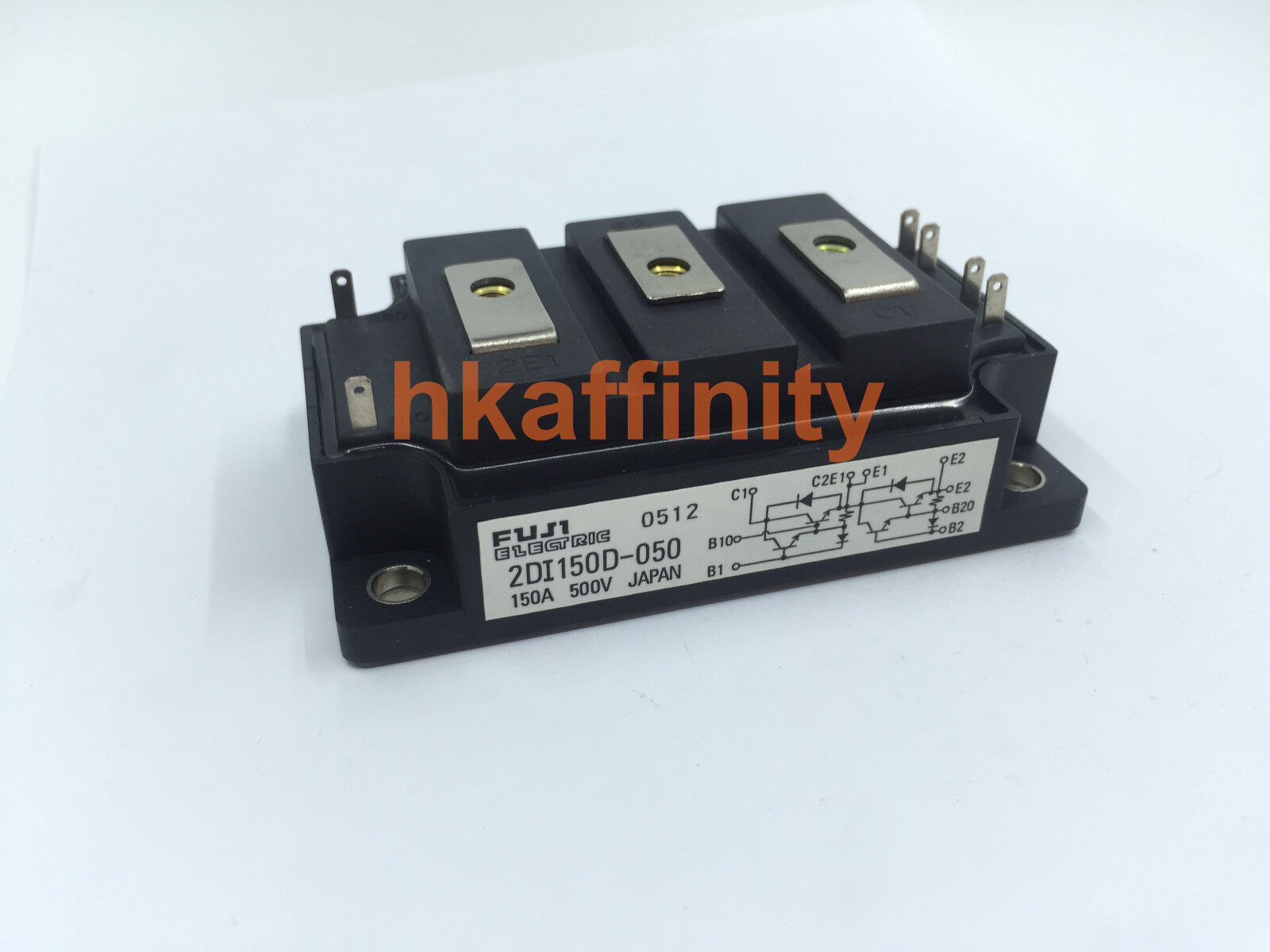 2DI150D-050  FUJI  Modul  500V  150A  NEW 1 pc