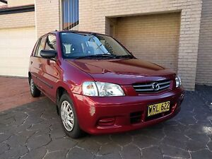 Mazda 121 metro.Great condition Woonona Wollongong Area Preview