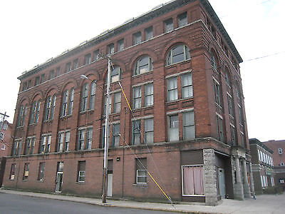 Upstate Ny Hudson Falls Historic Masionic Temple 23000sf zoned mixed use on Rummage