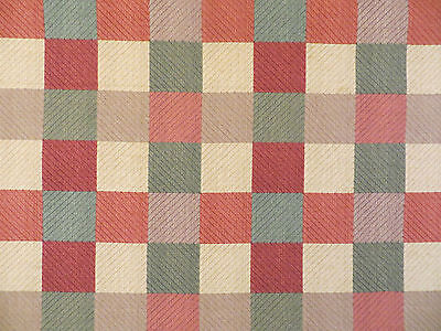 Decorator Fabric By Color - Paon Plaid decorator fabric by Robert Allen printed in warm fall colors