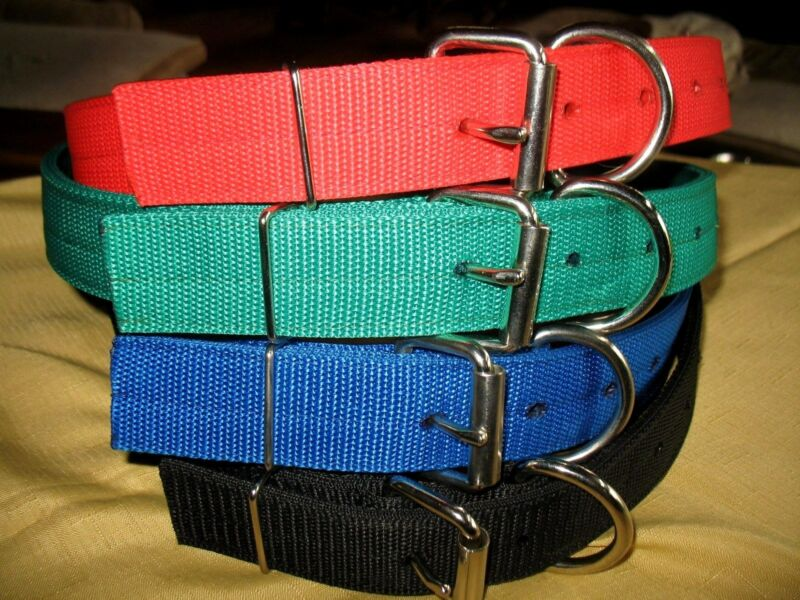 Cow Collars Dairy Lot of 4