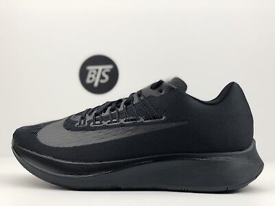 12 Size 8.5 Nike Zoom Fly Black Anthracite 880848-003 Running Shoes Men/'s