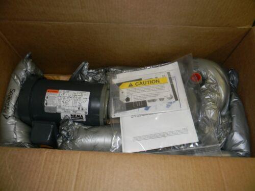 vertical Flowserve VSMP-2000 Centrifugal Pump 1.25x0.75-5 2hp -230/460v-ac