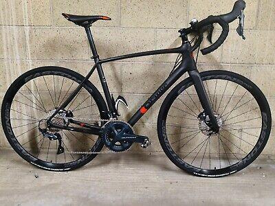 * Orange R9 * Carbon Fibre Endurance Road Bike Shimano Ultegra Hydraulic Disc
