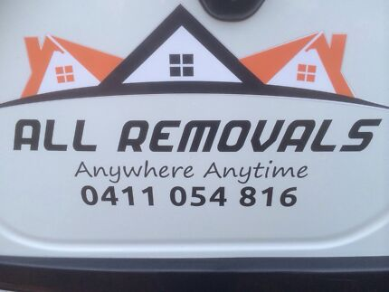 Backloading/removals Newcastle 2300 Newcastle Area Preview