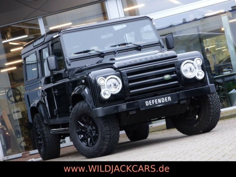 Land Rover Defender 110  Black Pearl *LIMITED*1of30*